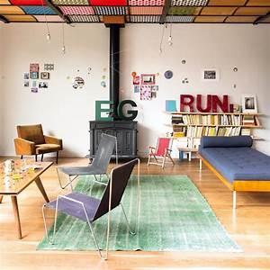 Salon Design Scandinave : salon design scandinave nos id es d co marie claire ~ Preciouscoupons.com Idées de Décoration