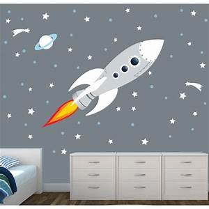 space wall decals space and planet wall decals photo With space wall decals