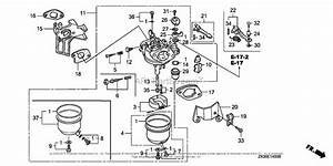 Honda Engines Gx200 Rh2  A Engine  Jpn  Vin  Gcae