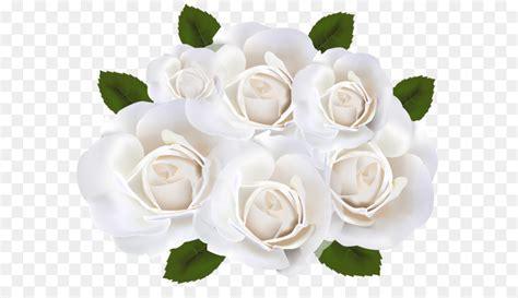 White Roses Clipart,