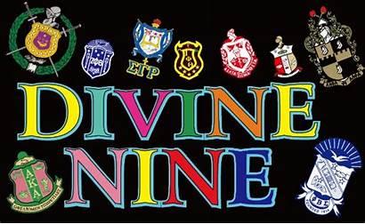 Divine Nine Greek Fraternity Council Hellenic Pan