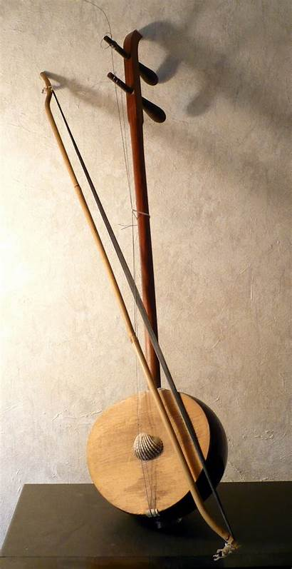 Instrument Instruments Bowed Lute String Yehu Traditional