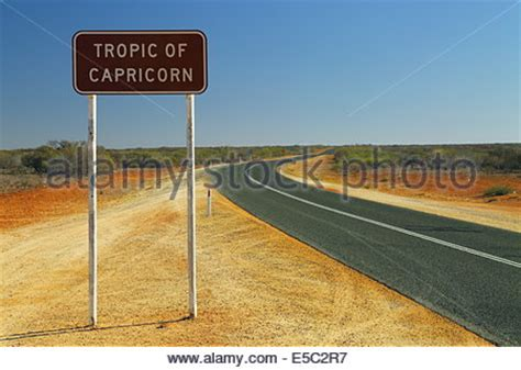 In australia, he witnesses the migration of the humpback whale and visits the great barrier reef. Tropic of Capricorn road sign near Mopani, Kruger National ...