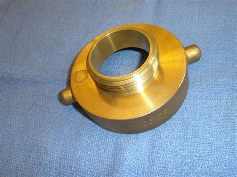 Fire Hose Hydrant Adapter 2-1/2