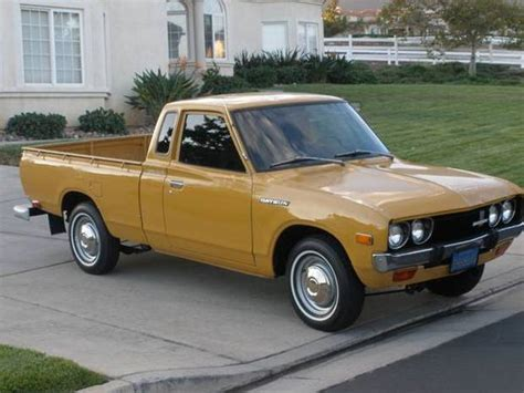 1977 Datsun Truck by 1977 Datsun 620 King Cab Bring A Trailer