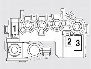 Honda Fit  2009 - 2010  - Fuse Box Diagram