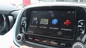 Fiat 500 Navi : all about the navigation in the 2016 fiat 500x youtube ~ Kayakingforconservation.com Haus und Dekorationen