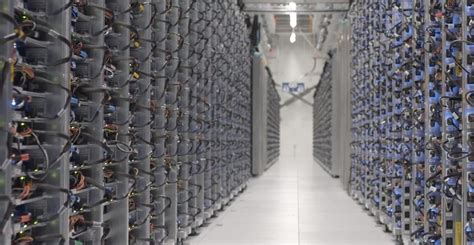 guided video    google data center