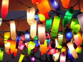 how to recycle eco friendly lights decor ideas