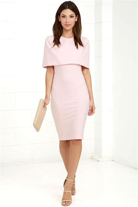 light pink midi dress elliatt elevate light pink midi dress pink midi dress