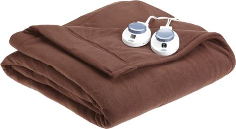 Soft Heat® Luxury Micro-fleece Electric Heated Warming Blanket Queen Size Can You Wash A Heated Blanket In The Washer Sunbeam Electric Channeled Microplush Queen Size Blankets On Babies At Night Heating For Cars Microfiber Dog Hair Off Bunny Soft Uk Pigs
