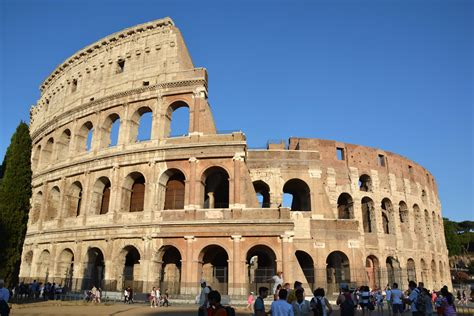 Free Colosseum In Rome by Rome S Colosseum Gets A New Look Architectural Digest