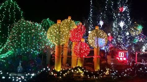 where to see the best christmas light displays in nj