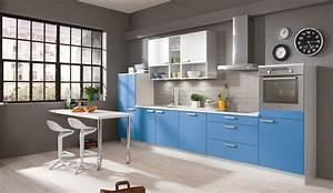 Quelle Küchen Frankfurt : basic einbauk che perdita blau k chen quelle ~ Michelbontemps.com Haus und Dekorationen