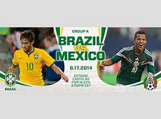 Betting tips for Brazil v Mexico Predicted lineups