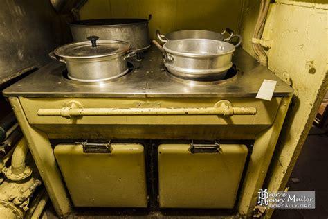 cuisine cuisson plan de cuisson de la cuisine du sous marin russe boreally