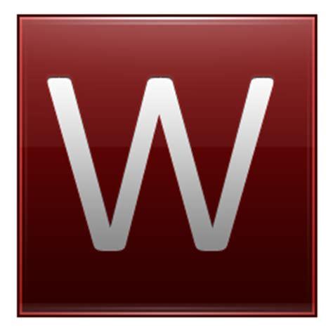 letter  red icon multipurpose alphabet iconset