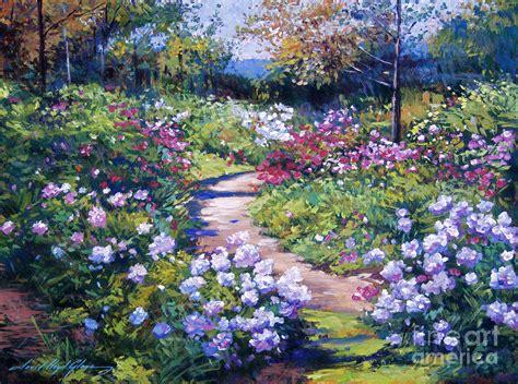 Nature's Garden By David Lloyd Glover