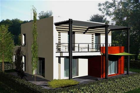 bureau change porte maillot maison toit plat moderne 28 images maison de ville