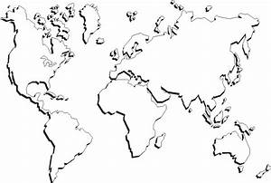 World map blank template goseqh world map outline with countries labeled fresh blank world map gumiabroncs Image collections