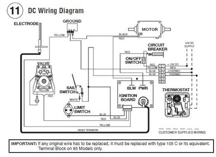 Wiring Diagram Atwood Furnace by Atwood Hydro Furnace Parts Diagram Wiring Diagrams