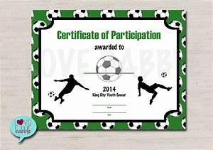 Sport Certificate Templates 6 Sports Certificate Templates Certificate Templates