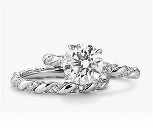 David yurman engagement rings how to buy the perfect for Yurman wedding rings