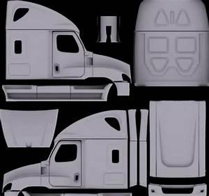 us trucks template ats american truck simulator mod With ats templates