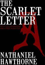 the scarlet letter with 12 illustrations and a free audio With the scarlet letter by nathaniel hawthorne audiobook
