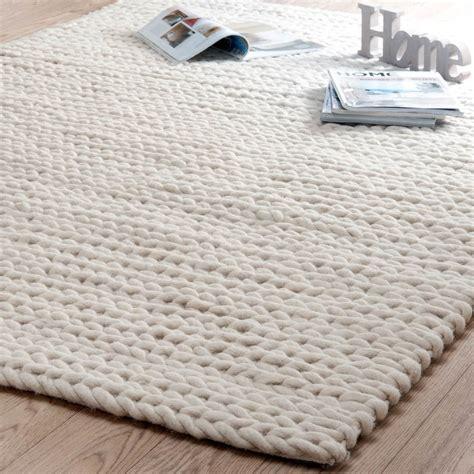tapis beige stockholm 160x230 maisons du monde