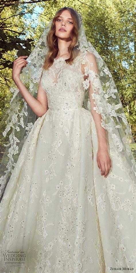 zuhair murad bridal fall  wedding dreses wedding