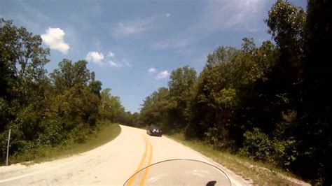 Ozark Mountains Motorcyle Ride Dragons Tail Of Arkansas