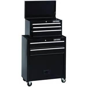 craftsman 5 drawer standard duty ball bearing tool center