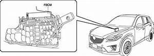 Mazda Cx-5 Service  U0026 Repair Manual - Front Body Control Module  Fbcm