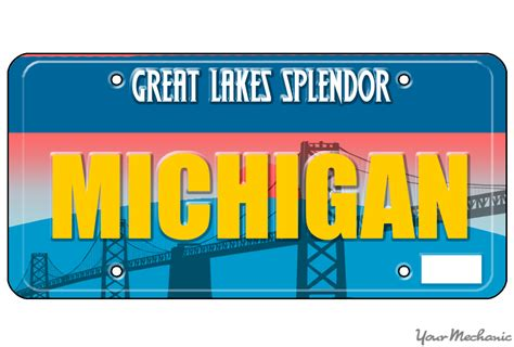 mi vanity plate how to buy a personalized license plate in michigan