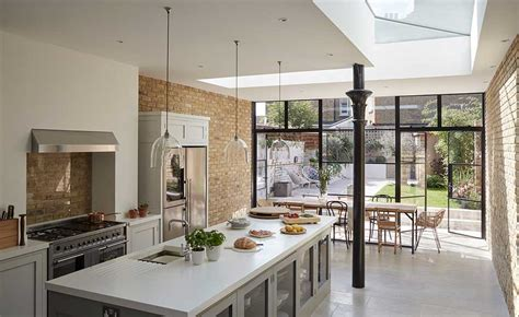 kitchen diners designs ideas bright kitchen diner extension real homes 4690