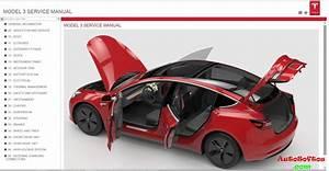 Tesla Model 3 Factory Workshop Repair Service Manual