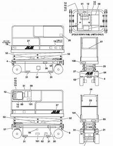 Upright Scissor Lift Jlg 3246e2 Wiring Diagrams