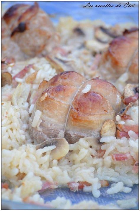 cuisine avec du riz 17 meilleures idées à propos de paupiette sur