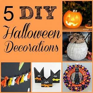 5, Diy, Halloween, Decorations, Mm, U0026j, Link, Party, 77