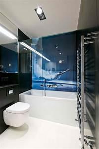 Bad Blau Preise : glas statt fliesen im bad pflegeleicht und dekorativ ~ Yasmunasinghe.com Haus und Dekorationen