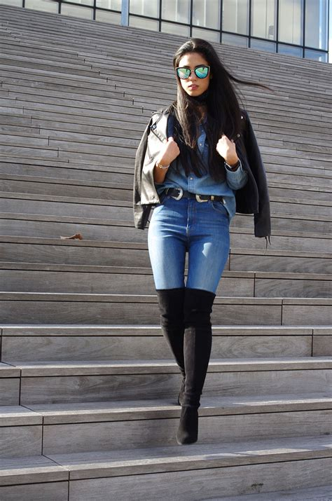 tenue avec cuissarde tendance cuissardes selection shopping the deets on e