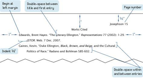 mla works cited template mla format works cited mlaformat org