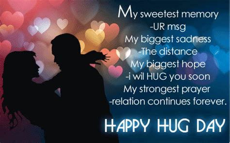 hug day  quotes pic messagessms happy hugging day wishes greetingsquotations