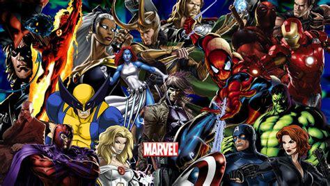 Best Marvel Wallpapers Wallpapersafari