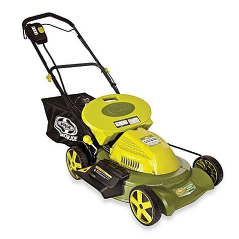 Buy Sun Joe Self Propelled 20inch Cordless Lawn Mower