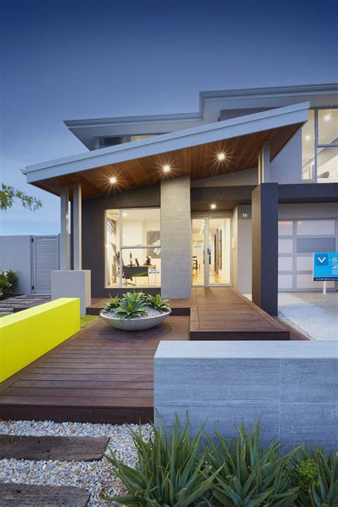 cladding  skillion roofed houses google search oemerli pinterest decks front porches