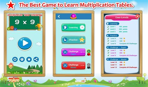 Multiplication Tables Challenge (math Games) For Android