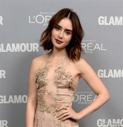 Lily Collins' 12 Best Hair Looks   Styleicons