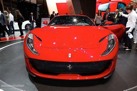 Ferrari 812 Superfast Stands Still In Geneva Is Gorgeous